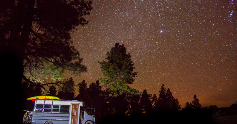 FREE CAMPING: Carson National Forest- Tres Piedras, NM