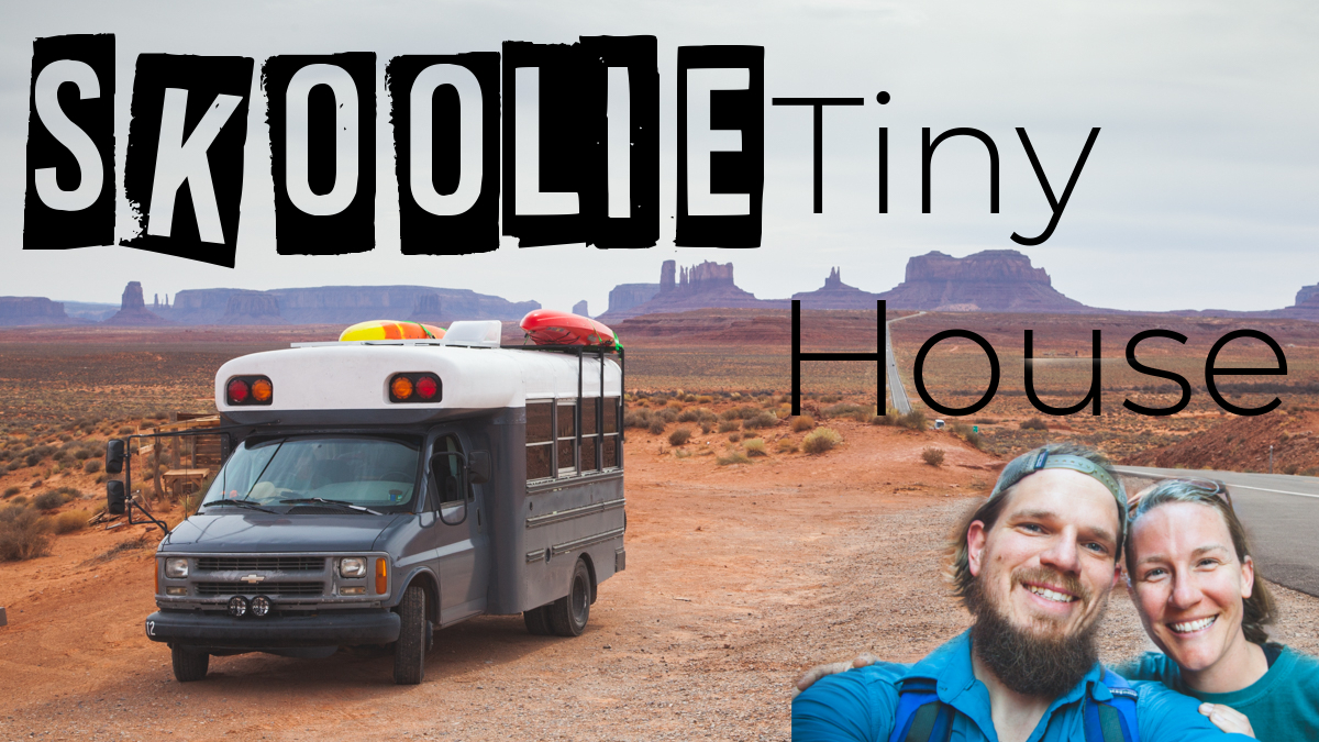Okienomads Skoolie Bus Tour-See inside the Okienomads School Bus Conversion