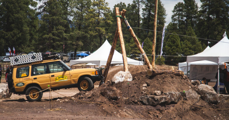 A Different Kind of Adventuring: Volunteering at Overland Expo West