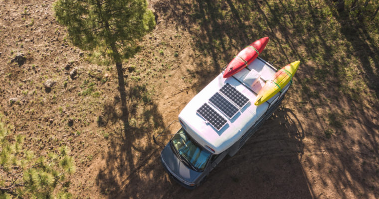 #Vanlife Solar System: 300 Watts Solar, MPPT Controller, and Pure Sine Inverter