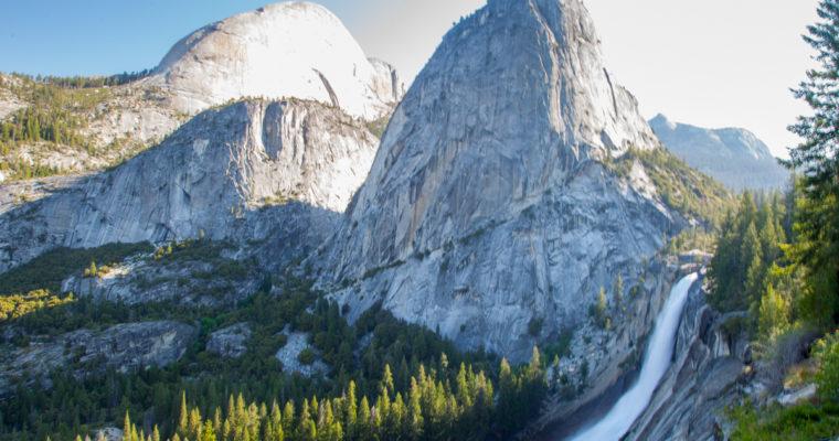 The Mist Trail: Hike Through Yosemite's Iconic Waterfalls