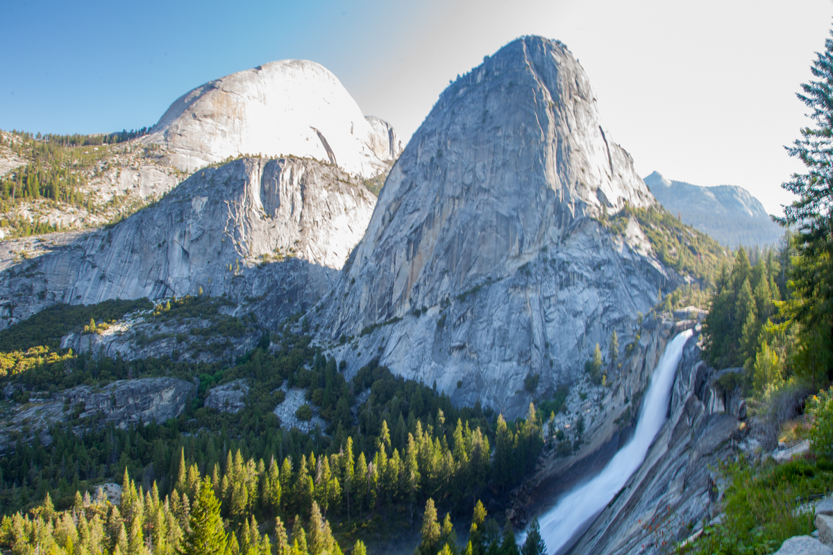 The Mist Trail: Hike Through Yosemite's Iconic Waterfalls