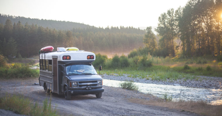 Skoolie Overland Travel Part 2: Why a Skoolie-Conversion Makes a Great Travel Rig