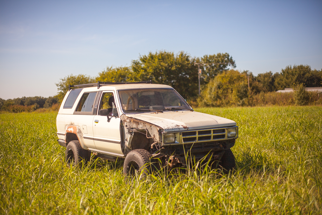 4runner Build Okienomads 1984 1989 Toyota Sale Produced Between And The First Generation Is A Classic 4x4 That Respected By Many As One Of Best Off Road Vehicles Ever
