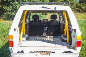 1st gen 4runner rear trunk