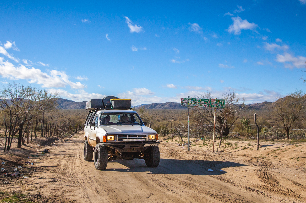 Building a Roof Rack for a 1st Generation Toyota 4Runner