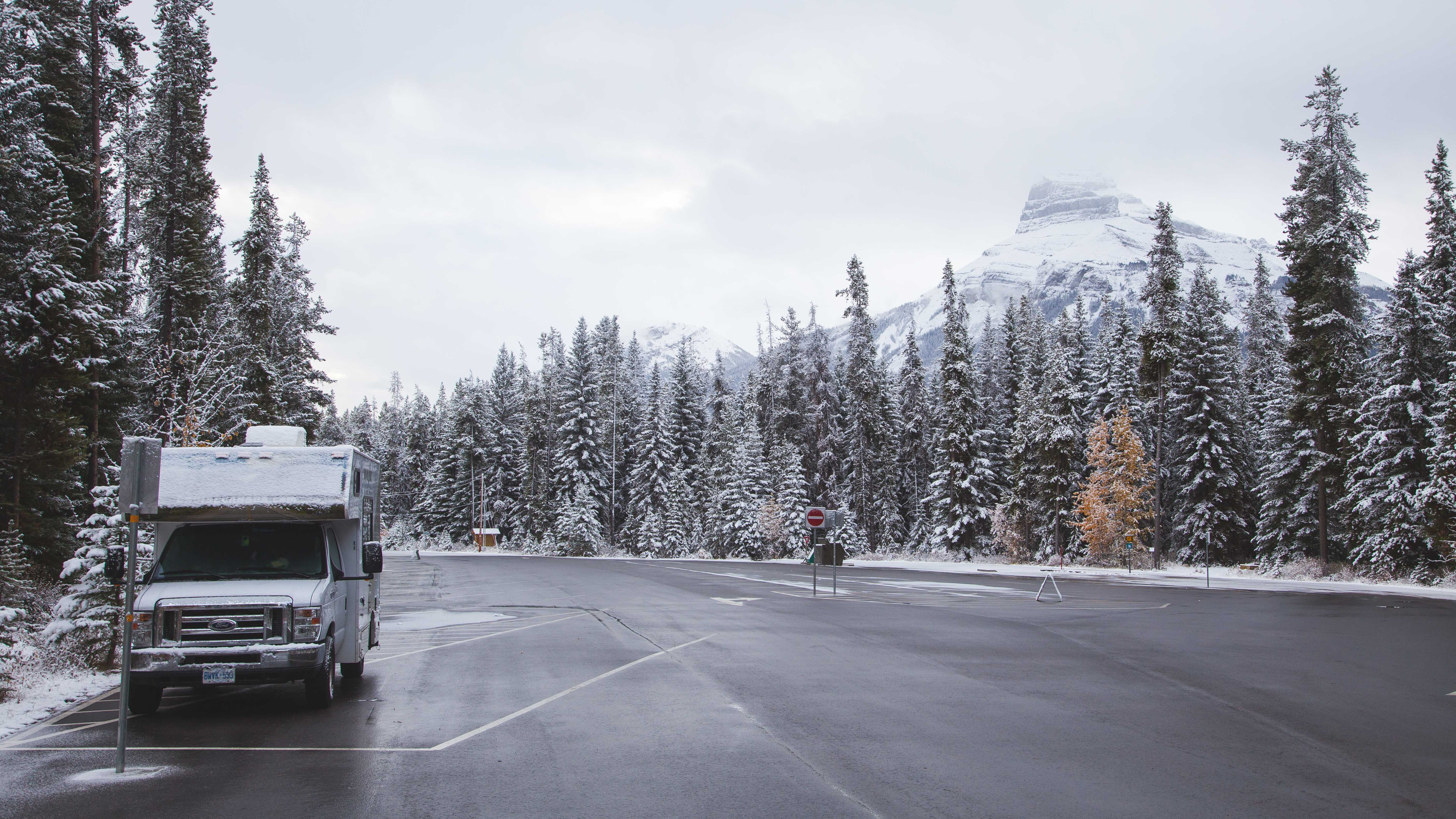 Travel on the Cheap: FAQ and Review of Renting an RV to tour the Canadian Rockies