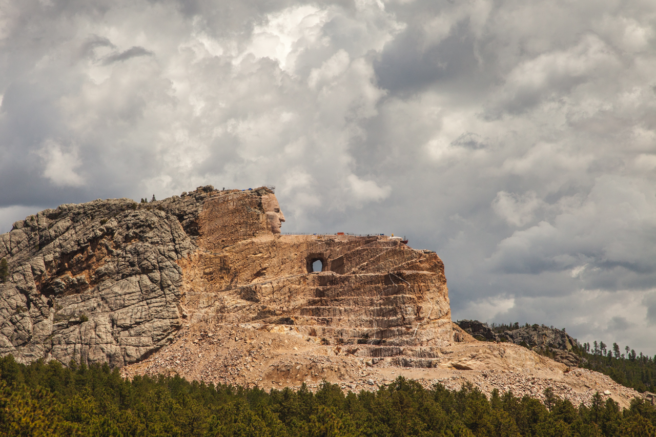 Crazy Horse…a Crazy Monument Indeed