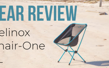 Gear Review: Helinox Chair One XL